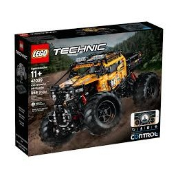 LEGO TECHNIC TODOTERRENO...