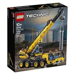 LEGO TECHNIC GRUA MOVIL