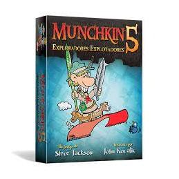 MUNCHKIN5 EXPLORADORES...