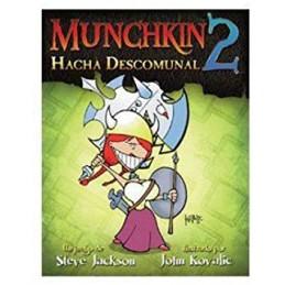 MUNCHKIN2 HACHA DESCOMUNAL