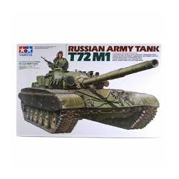 1/35 RUSSIAN T72M1 ARMY TANK