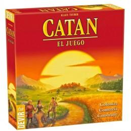 CATAN JUEGO