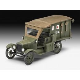 1/35 MODEL T 1917 AMBULANCE