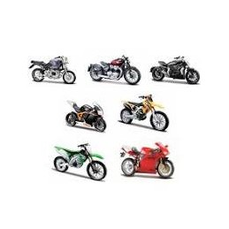 1/12 MOTORCYCLES