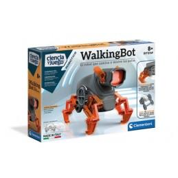 CIENCIA Y JUEGO WALKING ROBOT
