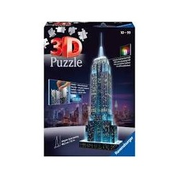 PUZZLE 3D EMPIRE STATE B