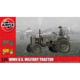1/35 US MILITARY TRACTOR