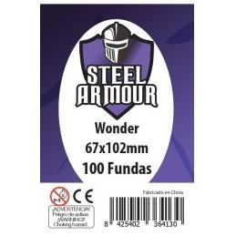 FUNDAS WONDER 67X102