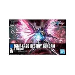DESTINY GUNDAM ZGMF-X42S