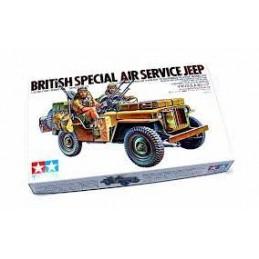 BRITISH S.A.S. OFF ROAD 1/35