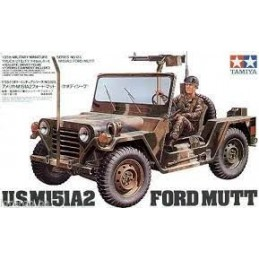 US M151A2 FORD MUTT TRUCK 1/35