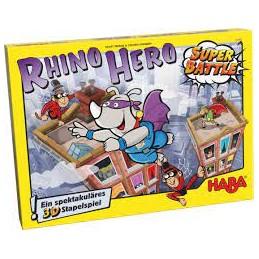 RHINO HERO SUPER BATTLE...