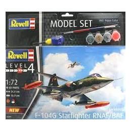 MODEL DET F-104G 1/72