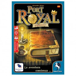 PORT ROYAL EXP. AVENTURA