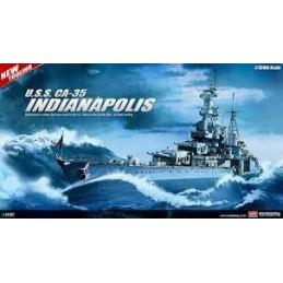 1/350 USS CA-35 INDIANAPOLIS
