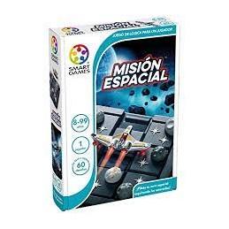 SMART GAMES MISION ESPACIAL