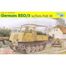 1/35 GERMAN RSO/3 W/5CM PAK 38
