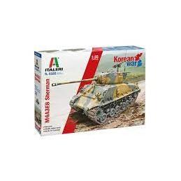 SHERMAN M4A38 KOREAN WAR