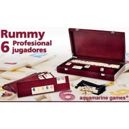 RUMMY PROFESIONAL 6 JUGADORES