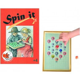 SPIN IT