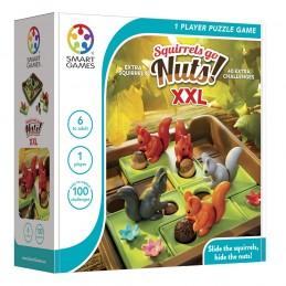 SQUIRRELS GO NUTS XL