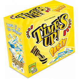 TIME'S UP PARTY 1