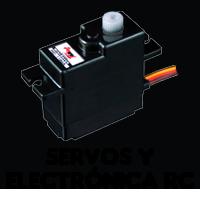 SERVOS Y ELECTRÓNICA RC