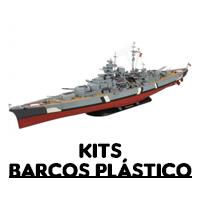 KITS BARCOS DE PLÁSTICO